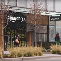 """Amazon's new store concept lets customers """"just walk out"""""""