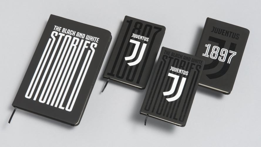 Juventus Notebook collection - Interbrand Milan
