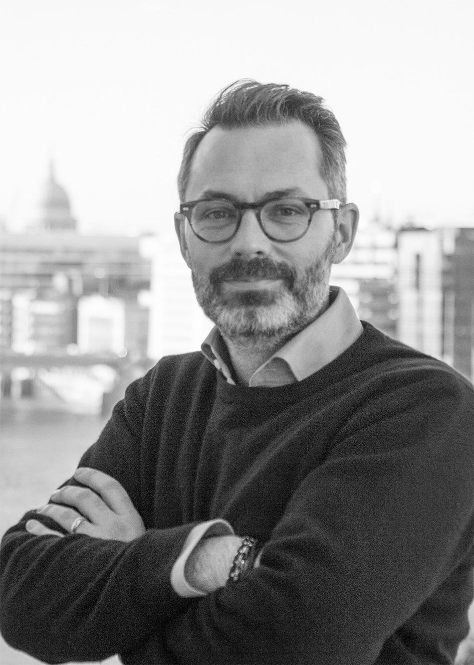 Richard Jones, new executive creative director at Landor