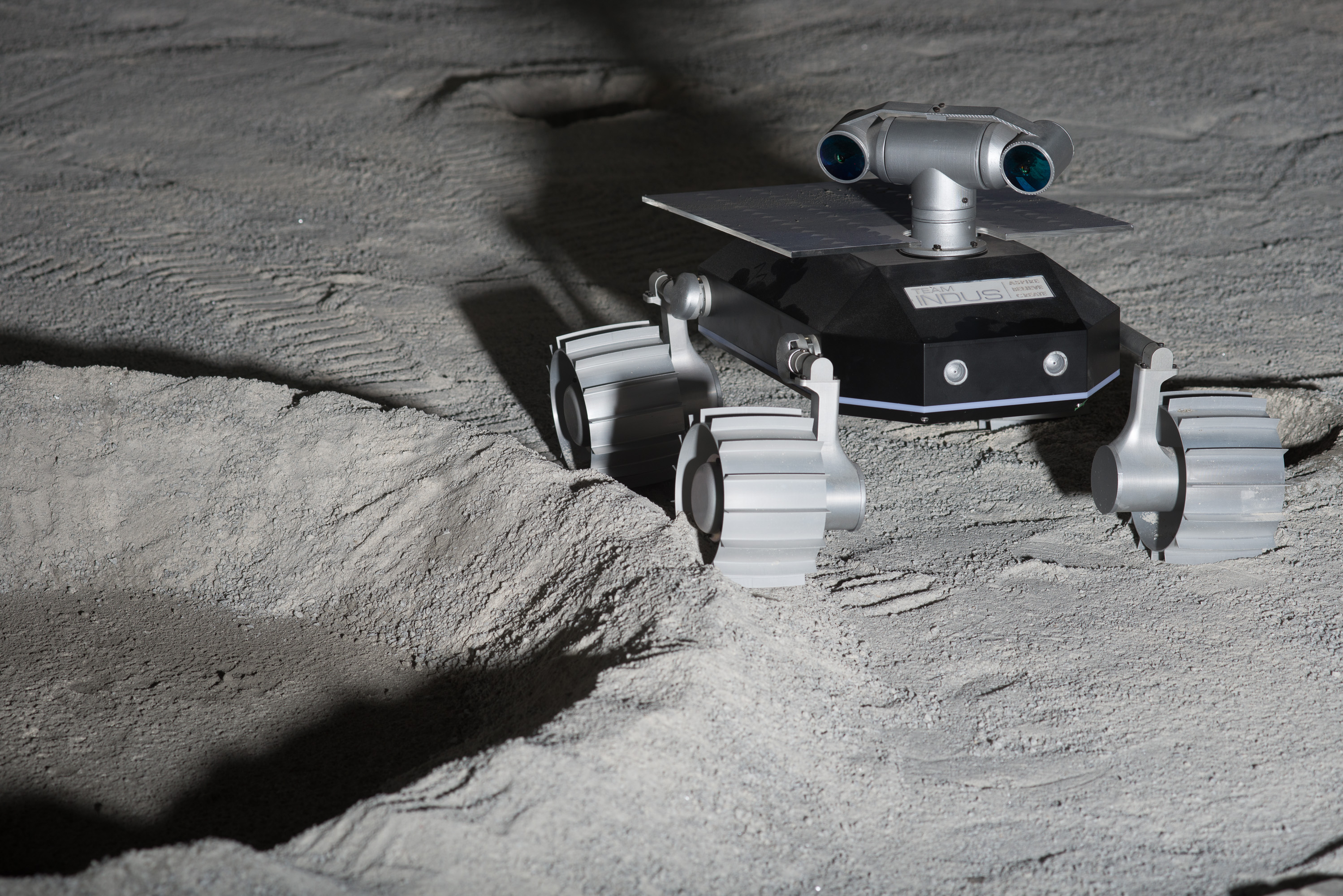 Courtesy of Indus, Google Lunar XPRIZE