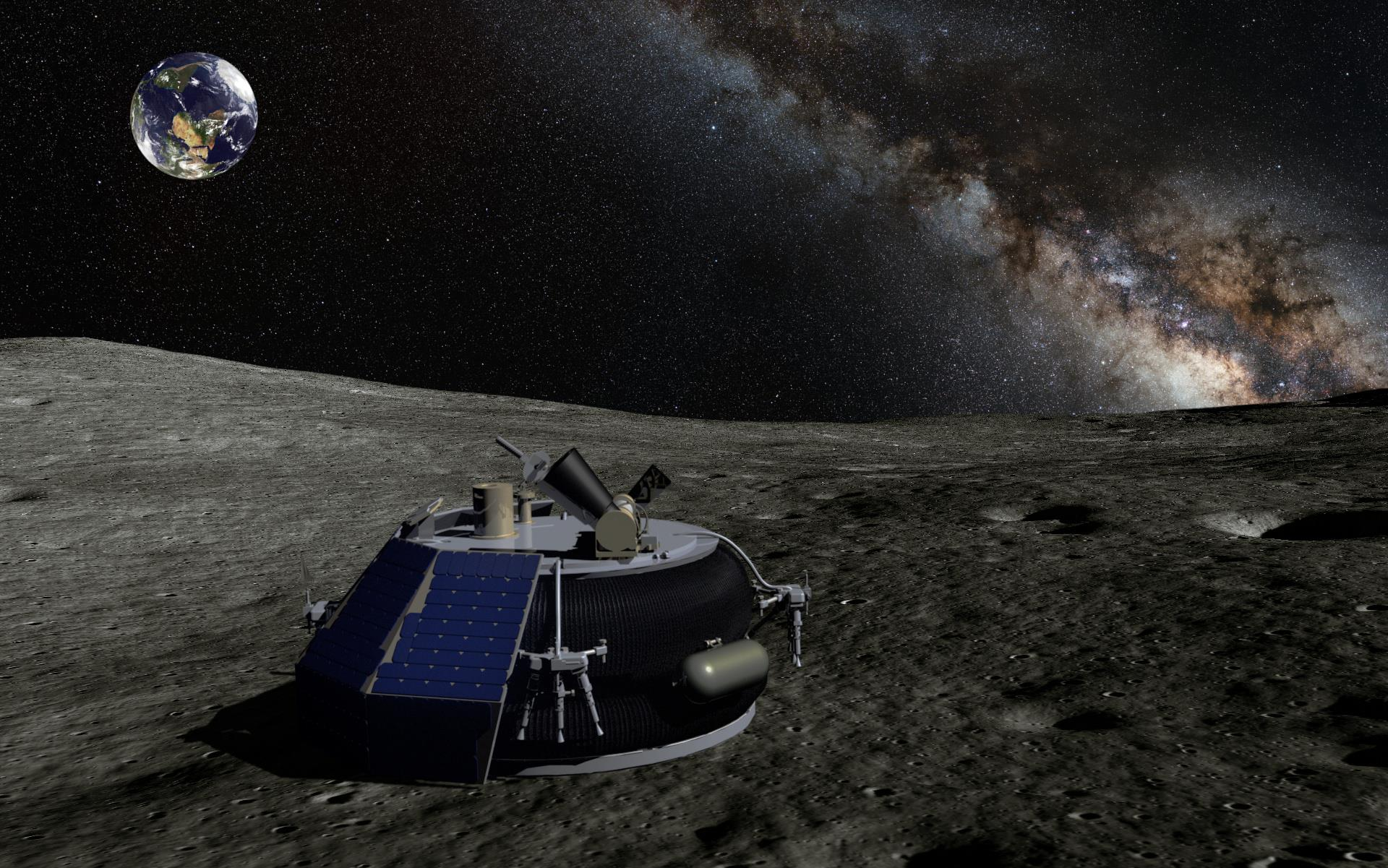 Courtesy of Moon Express, Google Lunar XPRIZE