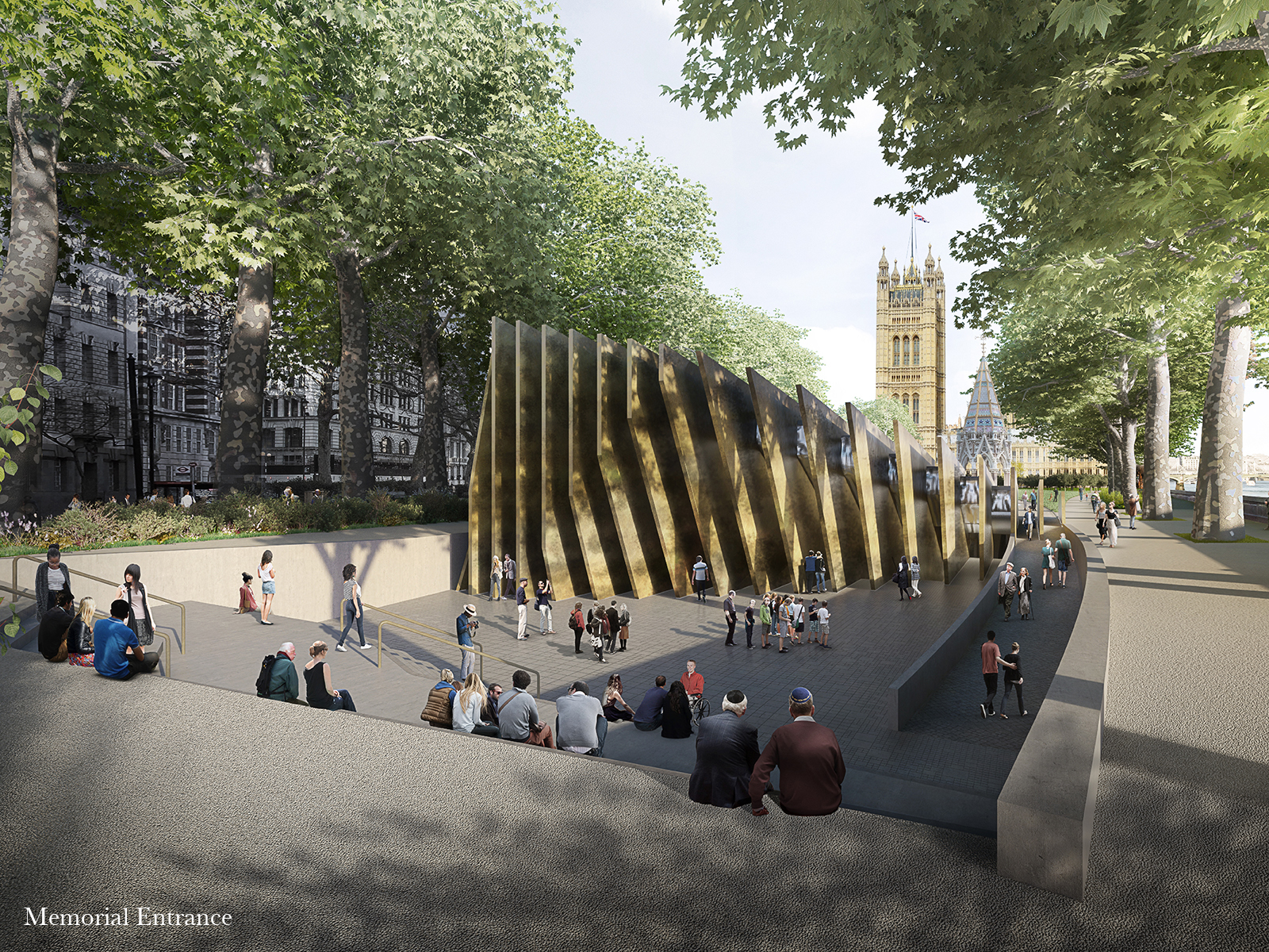 © Adjaye Associates & Malcolm Reading Consultants