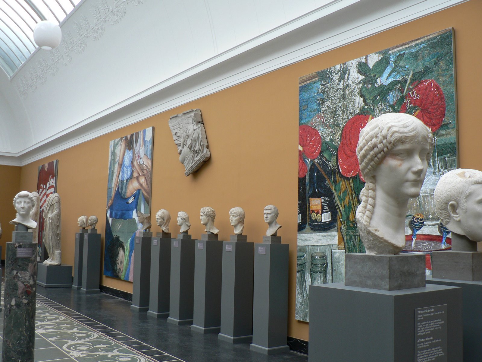 Ny Carlsberg Glyptotek, courtesy of Flickr user Pedro Layant