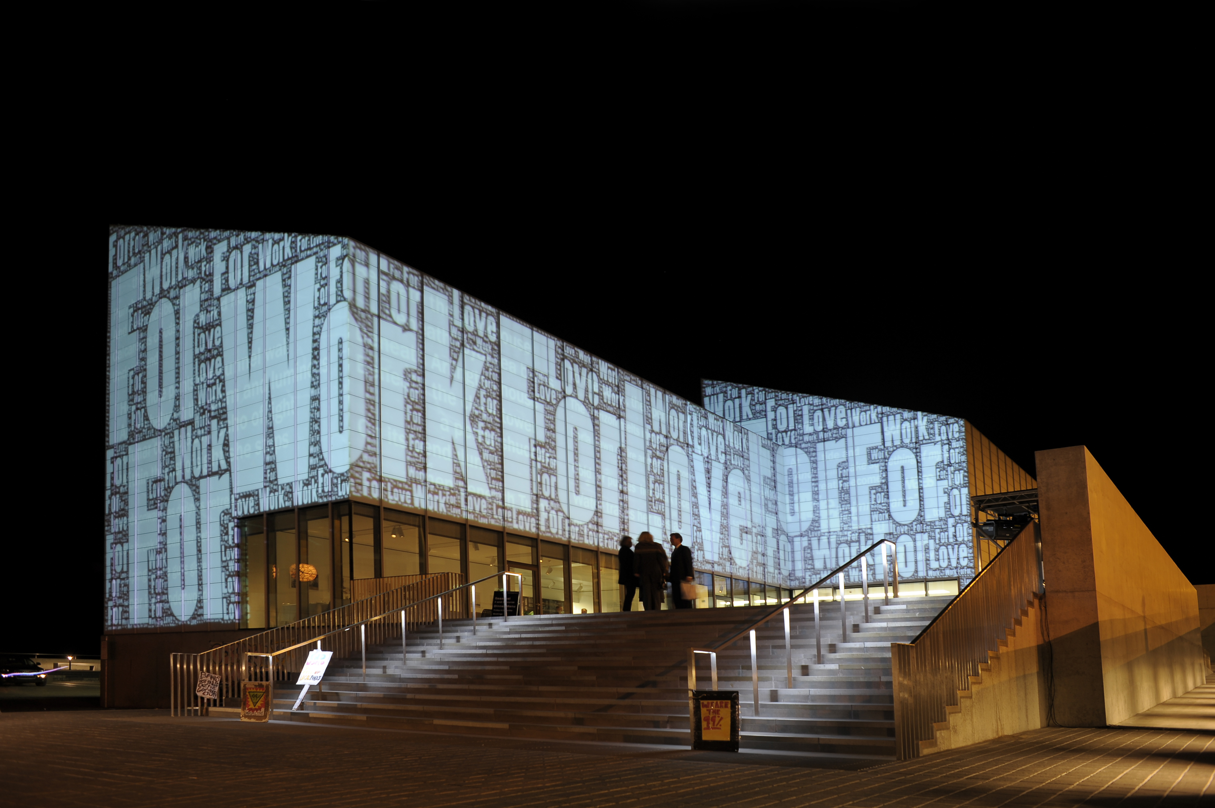 The Turner Contemporary, which opened in 2011