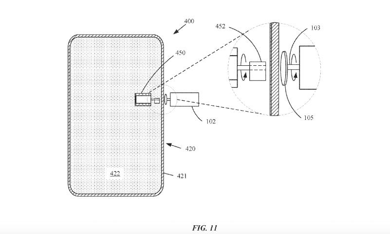 Apple Could Develop Wireless Windup Charging Design Week