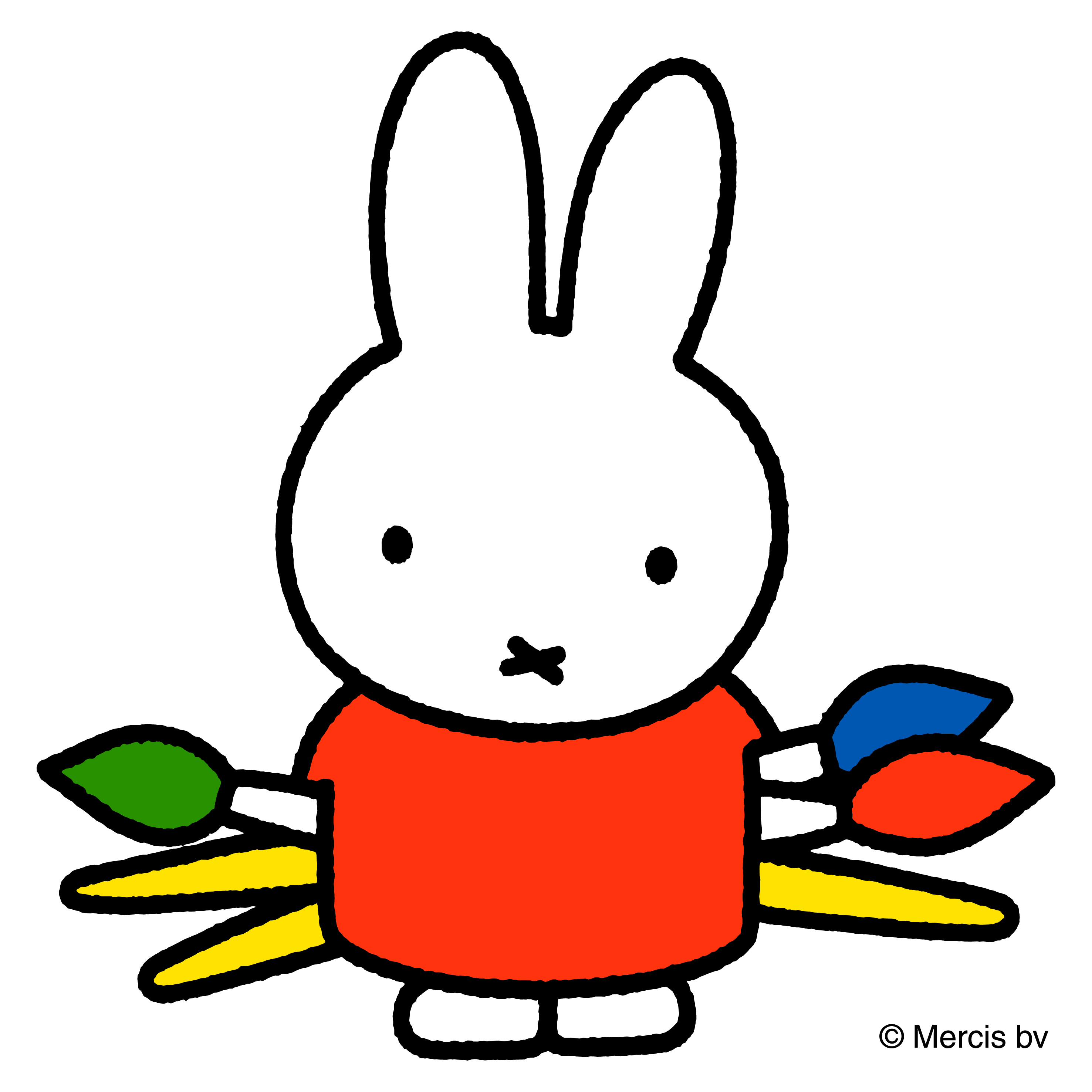 Miffy © Mercis bv