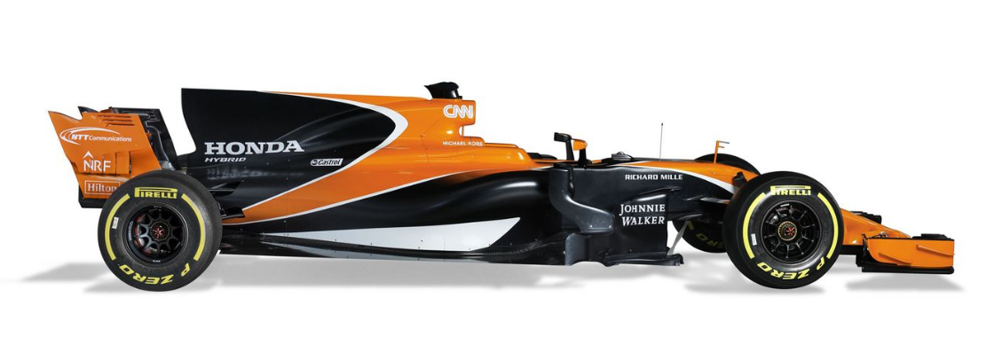 mclaren unveils new f1 car with liverythe clearing – design week