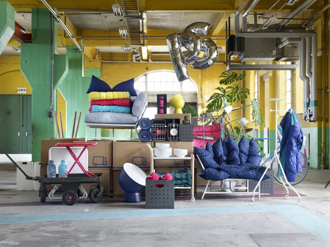 Ikea And Design Week Team Up To Discuss Designing For Modern Urban Living Conditions