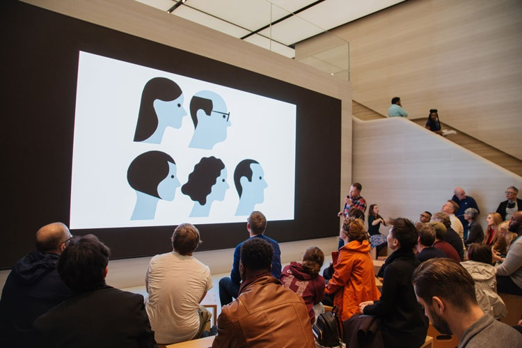 All Apple Store locations hosting creative lessons with