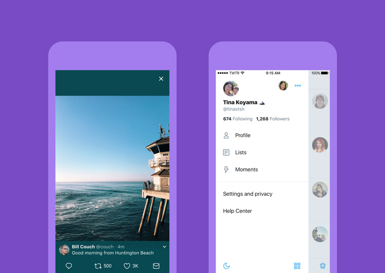 Twitter unveils new look, which users quickly mock