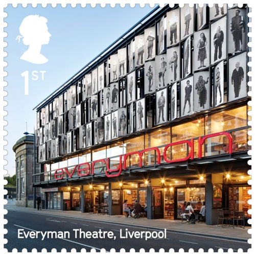 Royal Mail Celebrates Visionary British Architecture With New