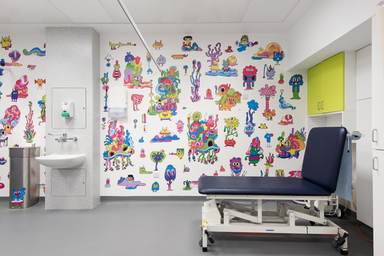 Post Morag Myerscough: Jon Burgerman creates colourful ...