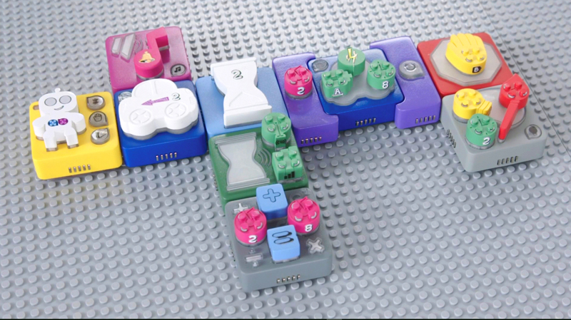Algobrix: the new toy teaching kids to code with Lego - Design Week