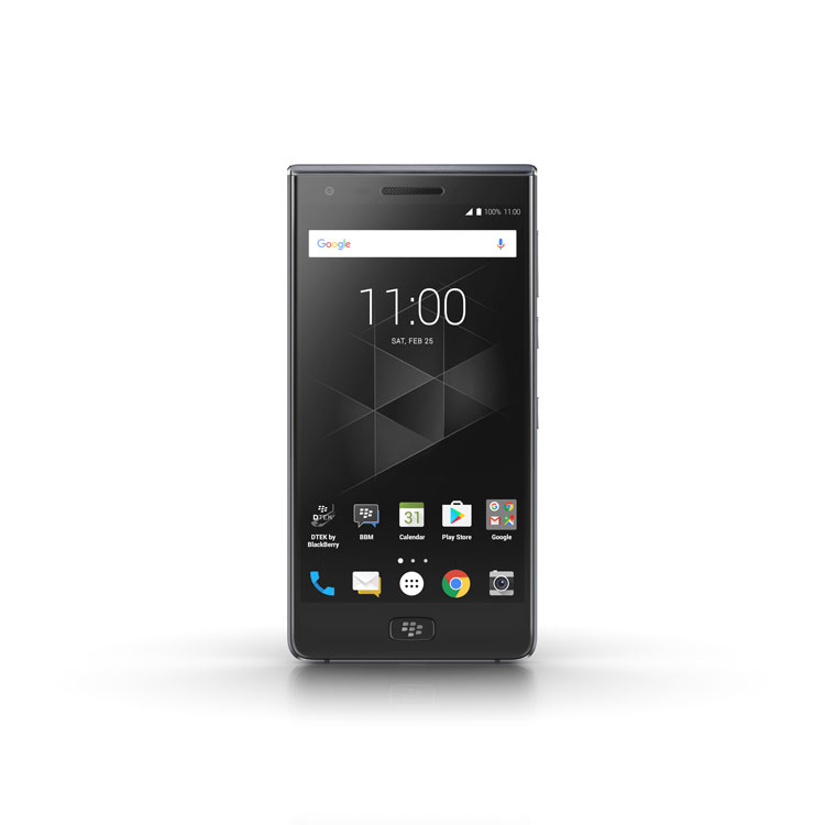 BlackBerry Motion smartphone to launch in Europe in November