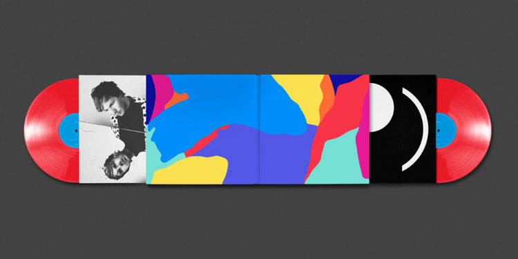 Beck S New Album Features Colourful Design It Yourself