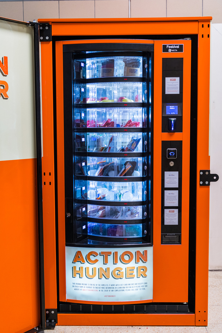 How Do You Get Free Food From Vending Machines