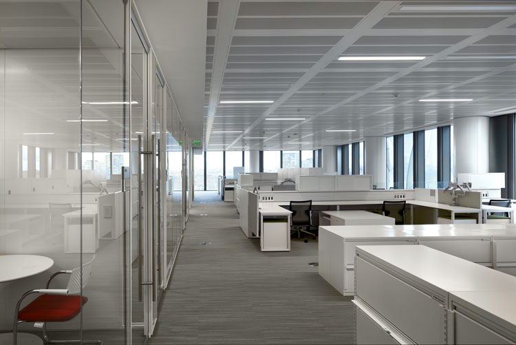 First look at new us embassy in london for Interior designers central london