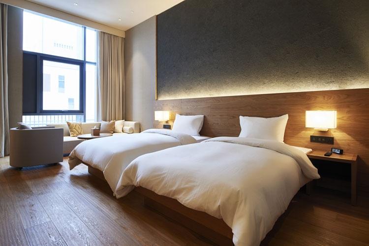 Muji Launches Anti Gorgeous Anti Cheap Hotel Concept