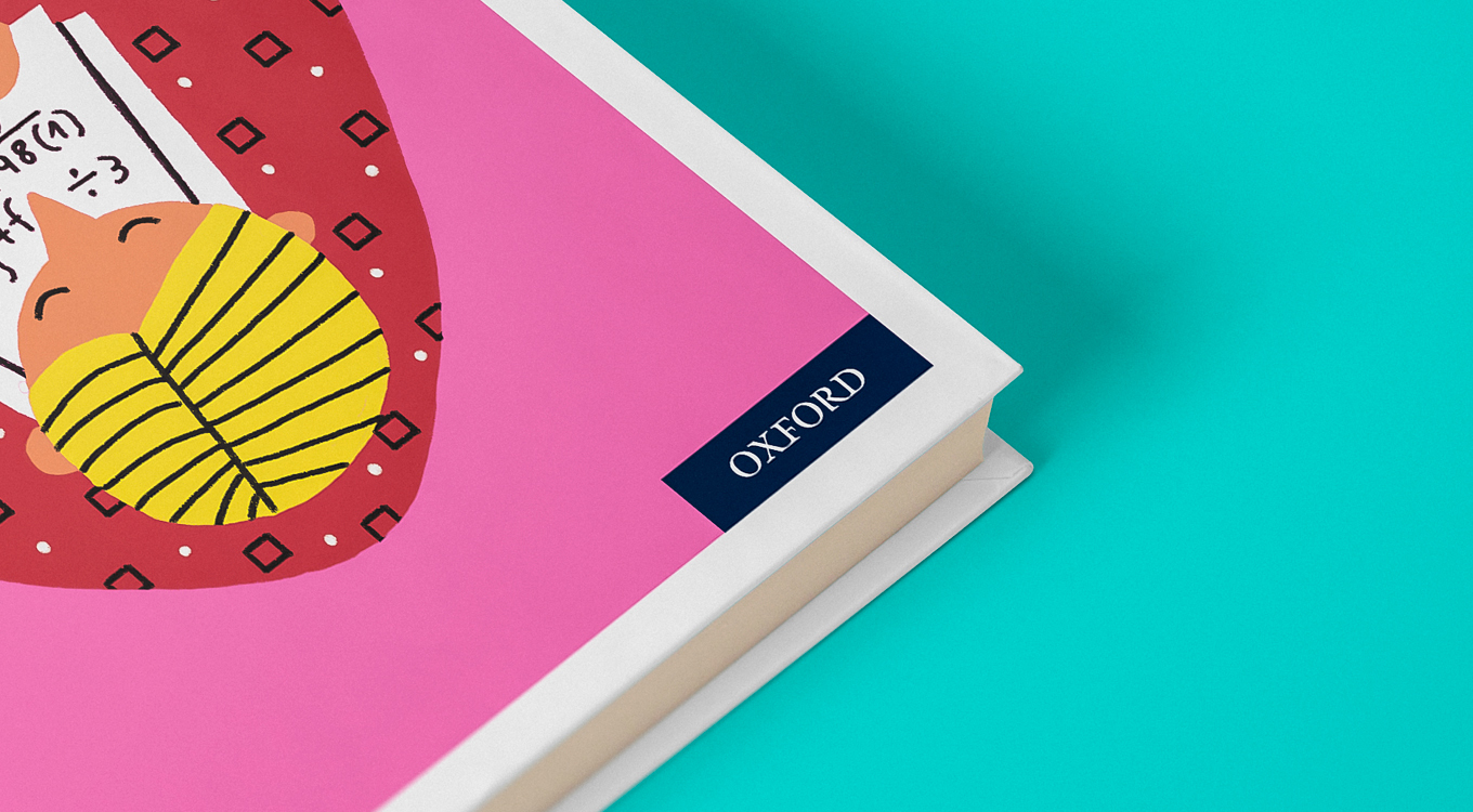 Oxford University Press Education UK given new look | Design Week