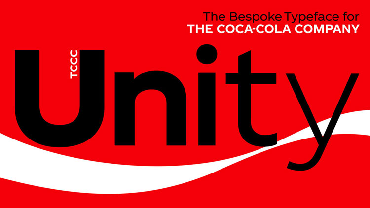 Coca Cola Unveils First Own Brand Typeface In 130 Year History