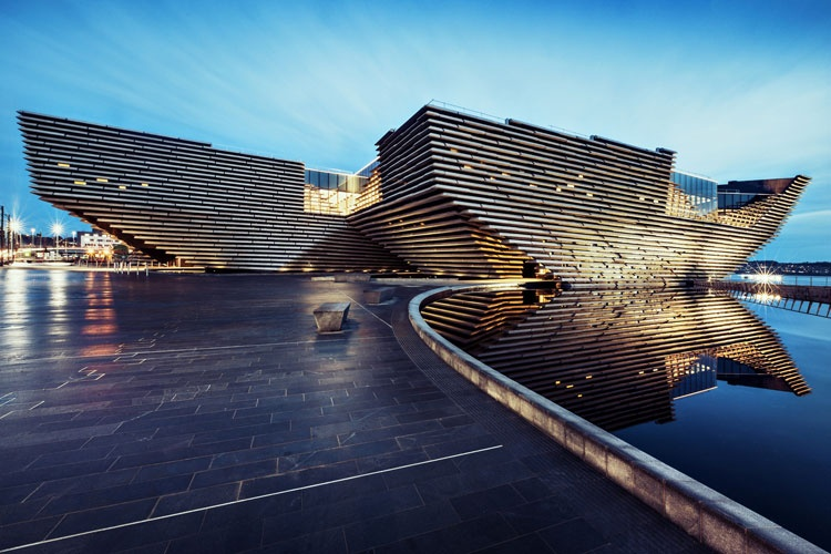 V&A Dundee reveals details of 2018 opening