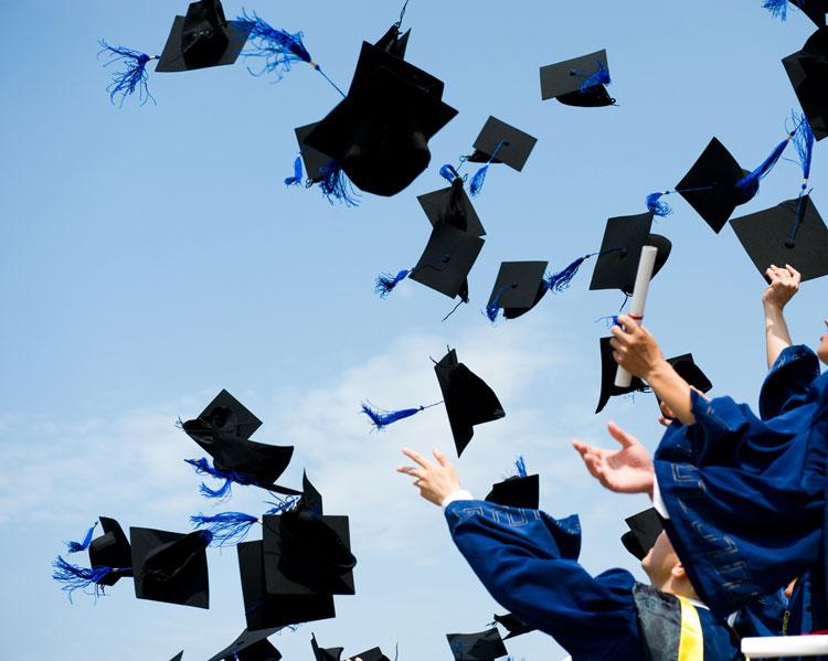 Linkedin students graduating university