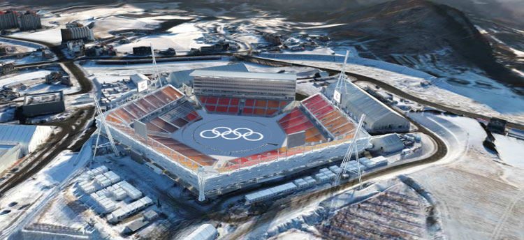 How The Pyeongchang Winter Olympics 2018 Was Designed