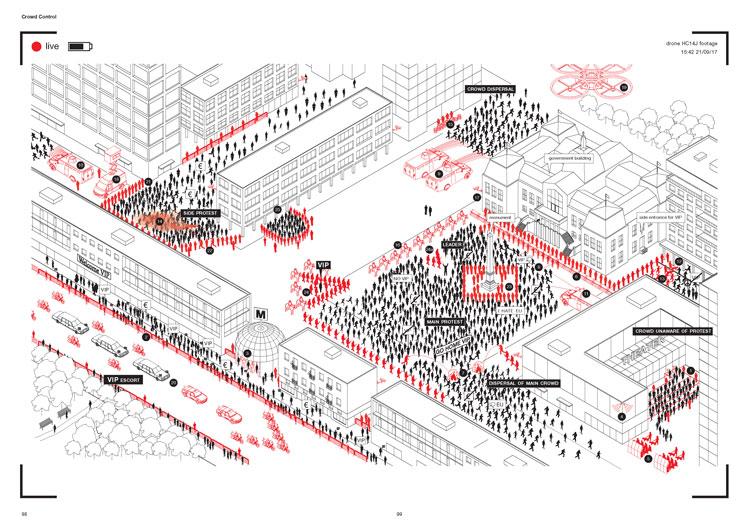 The Book Highlighting Modern Day Cruelties Through Infographics