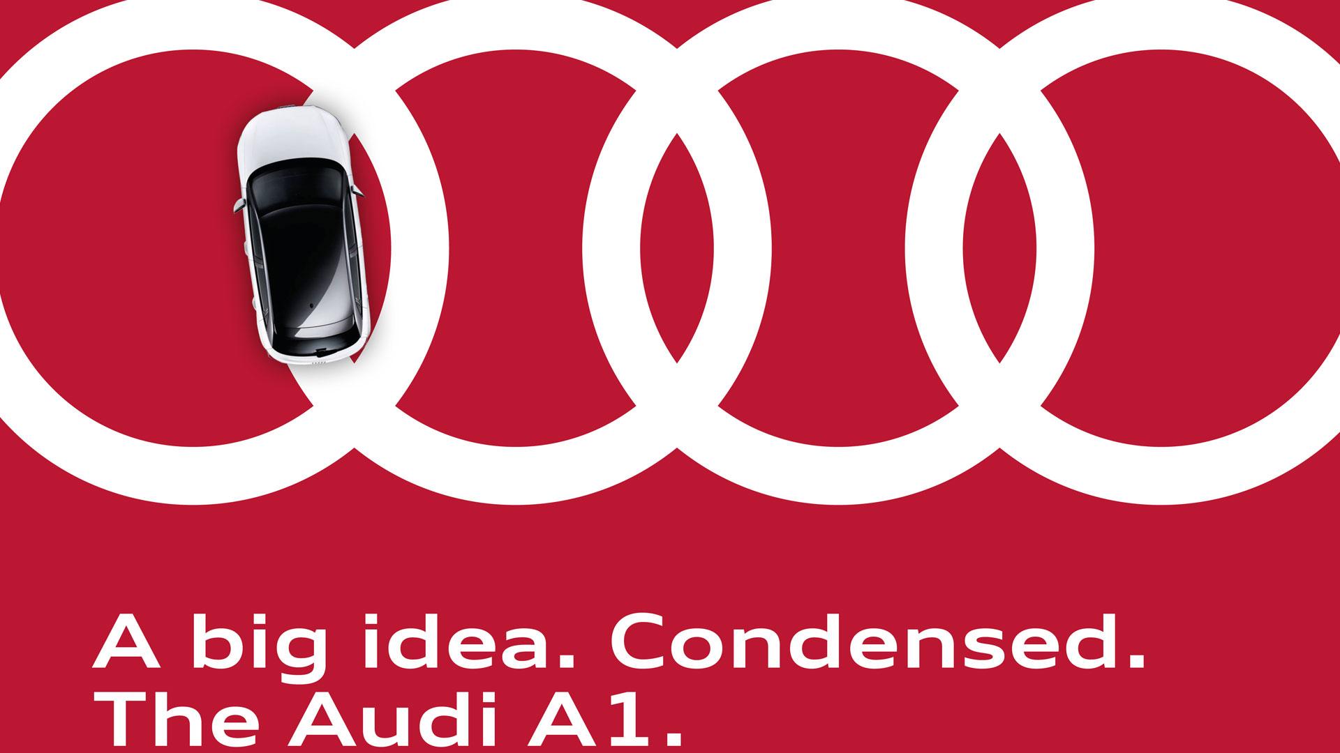 How Audi S Digital First Identity Looks To Make Branding