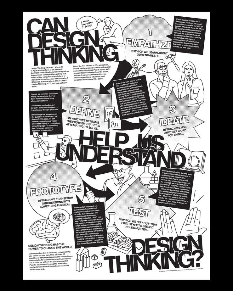 """Pentagram\'s Natasha Jen: """"Design thinking is extremely dangerous"""""""