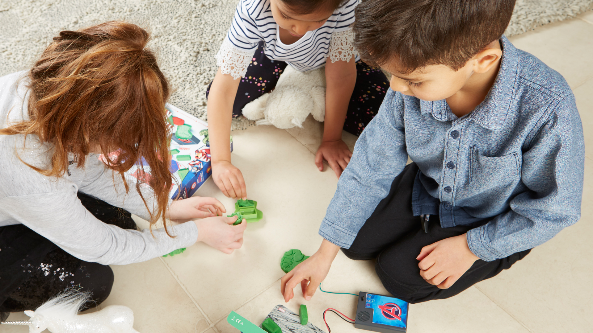 Build Your Own Superhero Game Teaches Kids How Electricity Works For