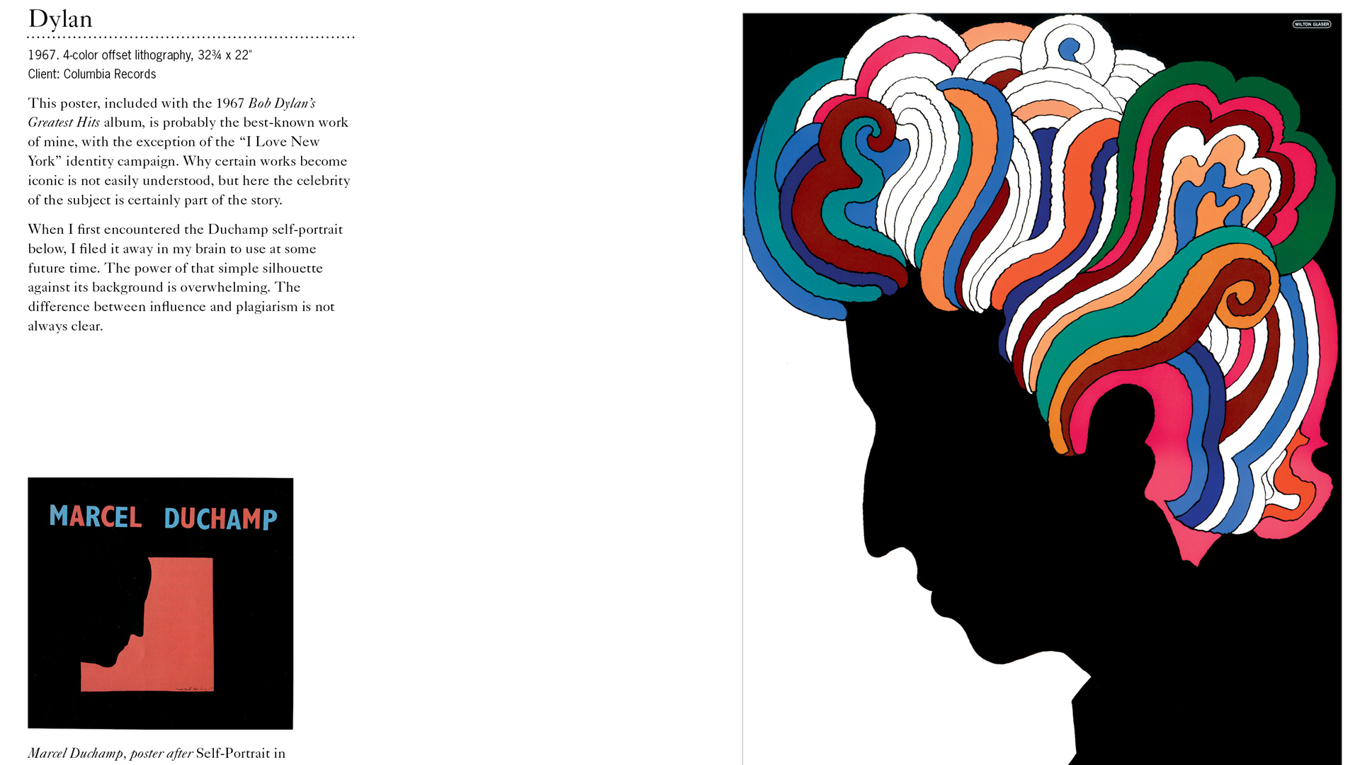 Milton Glaser Art And Design Are Not The Same Thing