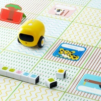 The toy robot teaching kids to code without screens