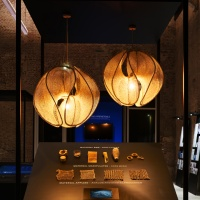 Lexus Design Award 2018: cork furniture, illustrated eggs and fabric flowerpots