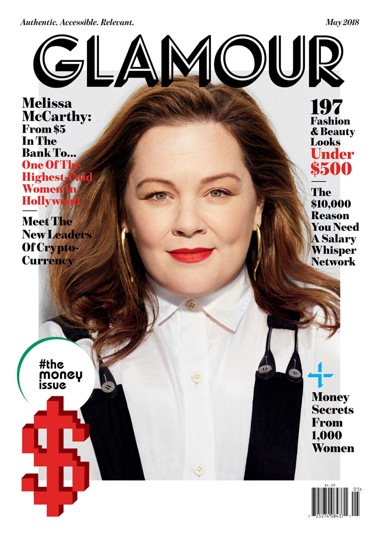 "How Glamour Magazine Has Been Redesigned For A ""new Era"