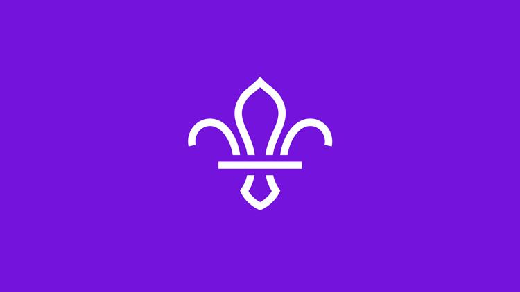 rediseño de los Scouts de reino Unido