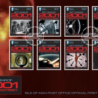 "2001: A Space Odyssey stamps containing ""hidden messages"" set to launch"