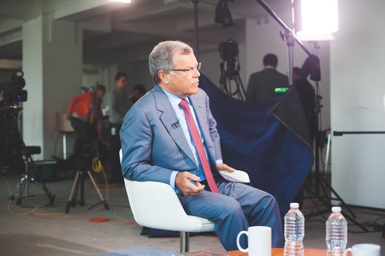 Ex-WPP head Martin Sorrell to set up new creative giant