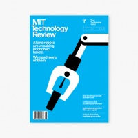 Michael Bierut brings MIT Technology Review tech magazine to life