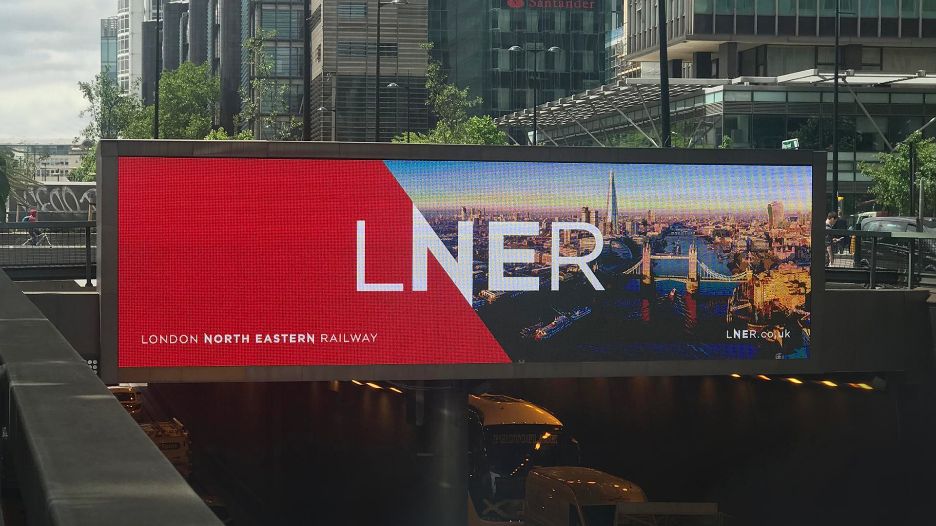 Virgin Trains East Coast rebrands as London and North