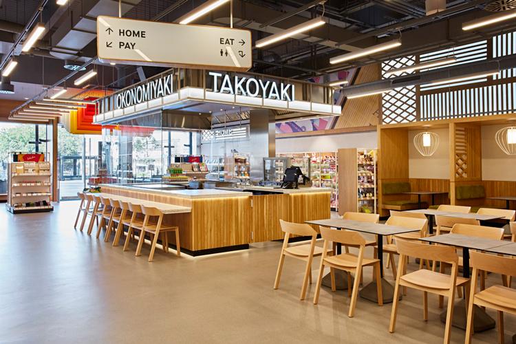 Inside ichiba london s giant new japanese food hall and