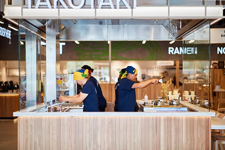 Inside Ichiba, London's giant new Japanese food hall and supermarket