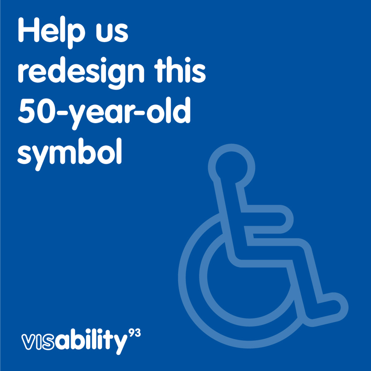 Redesigning The Wheelchair Symbol To Include Invisible Disabilities