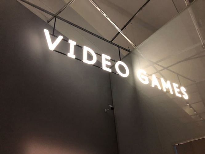 From Minecraft to retro arcade relics: V&A delves into video