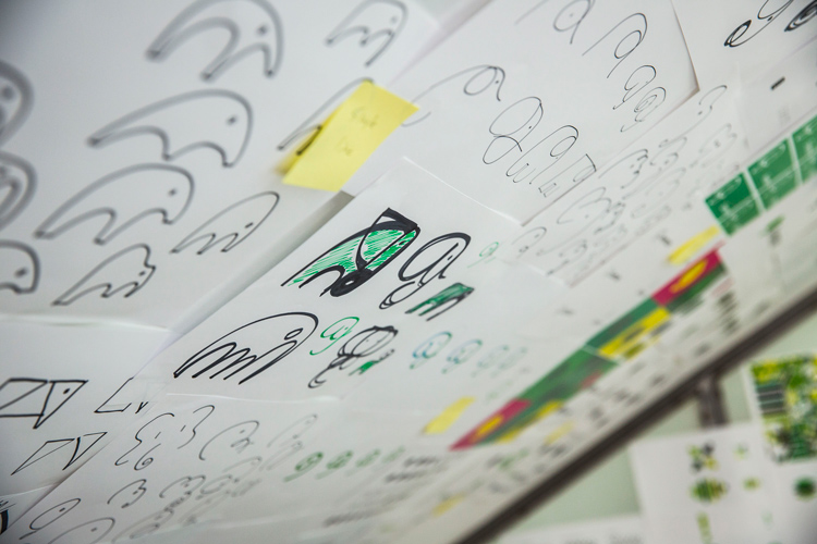517ae47e6bd1 DesignStudio refreshes note-taking app Evernote s elephant logo