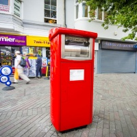 How the design of the postbox has evolved