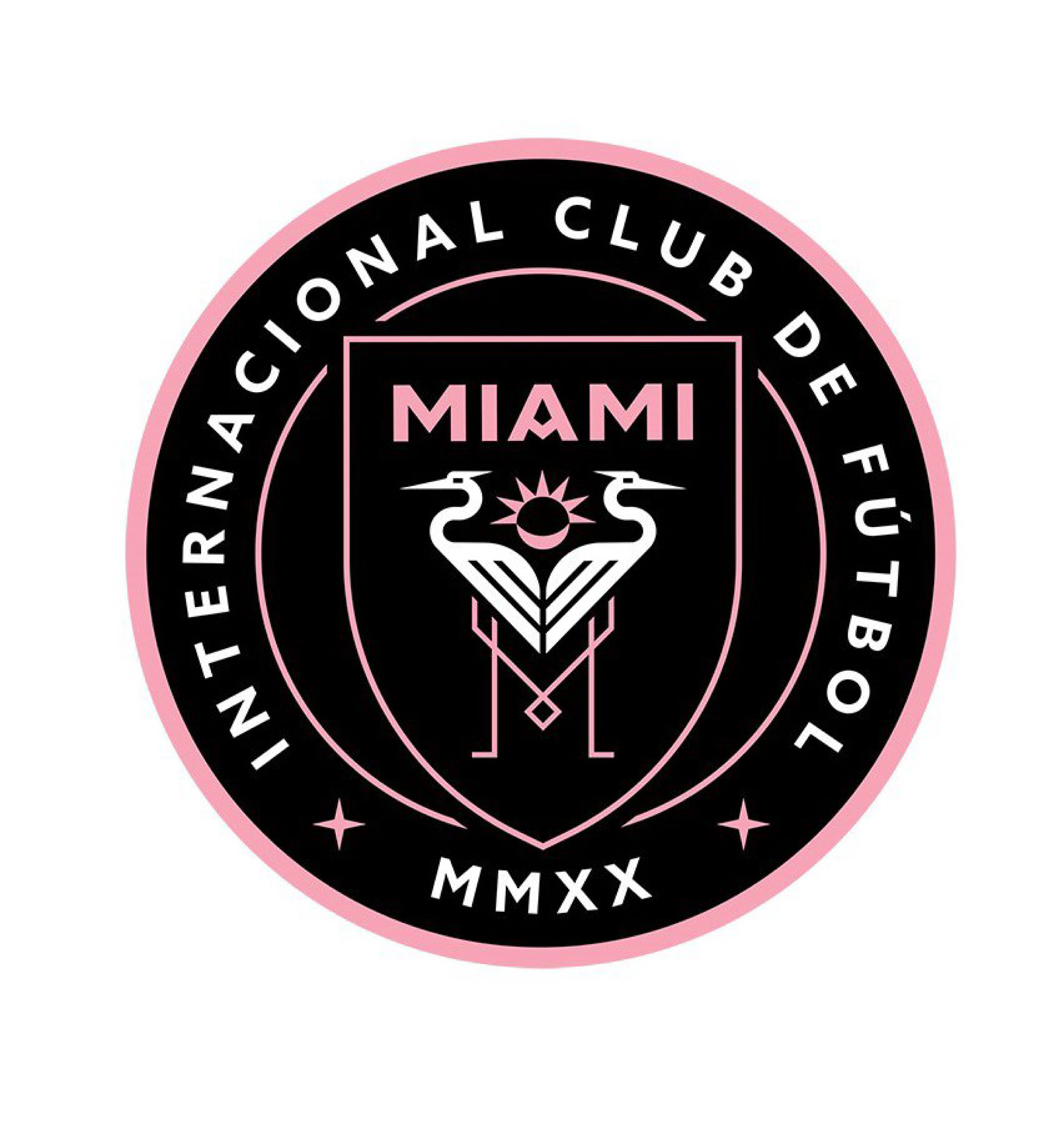 Could This Be The New Logo For David Beckhams Miami Football Club