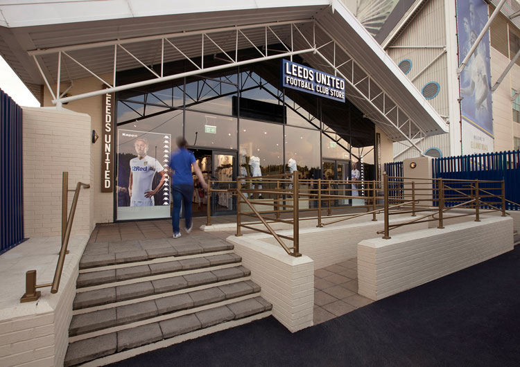 Leeds United Looks To Improve Football Fan Experience With New Store