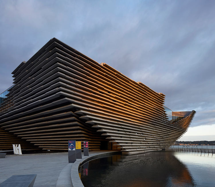 First look at V&A Dundee: how it will put the Scottish city ...