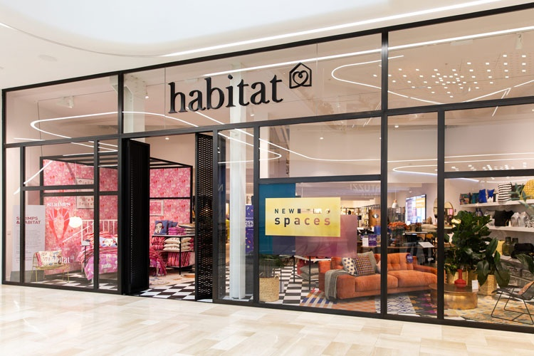 Envisage Exhibition Stand Design And Build Uk : Habitat launches new flagship store at westfield london